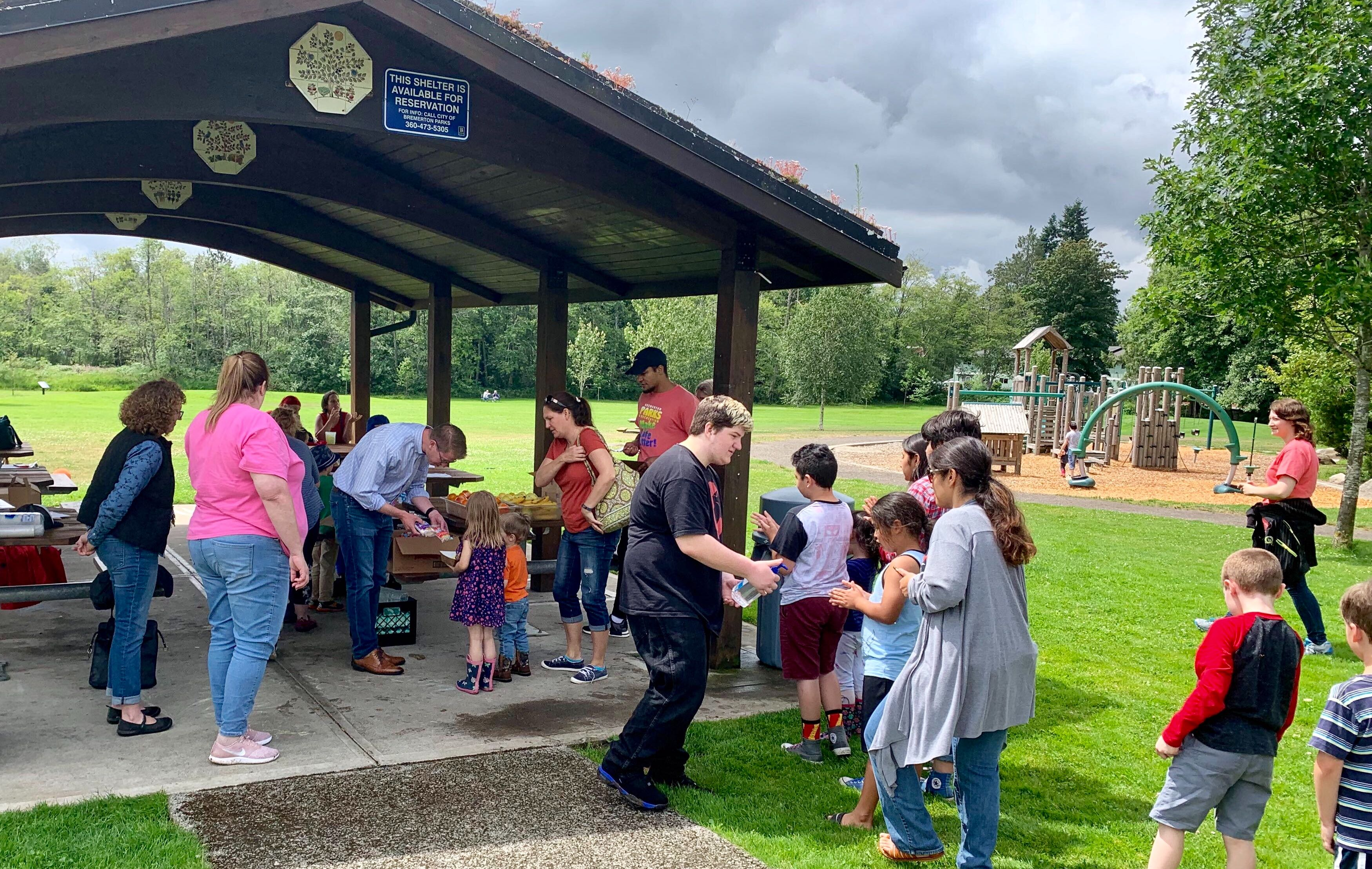 Bremerton School Summer Meal Program