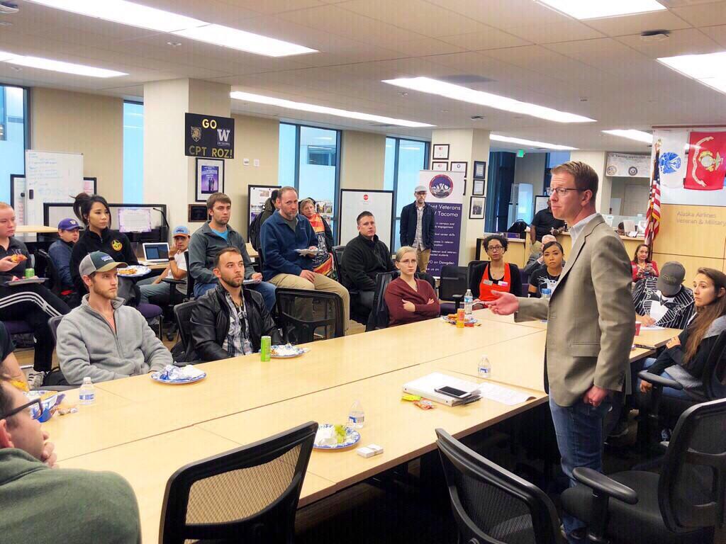Honoring Veterans | U S  Congressman Derek Kilmer of