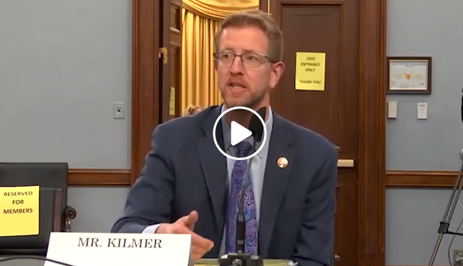 House Small Biz Committee Testimony